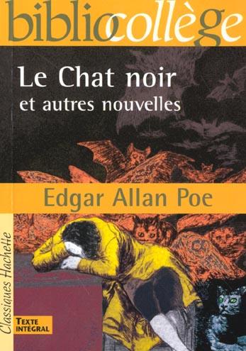 POE+LOUET - LE CHAT NOIR ET AUTRES NOUVELLES