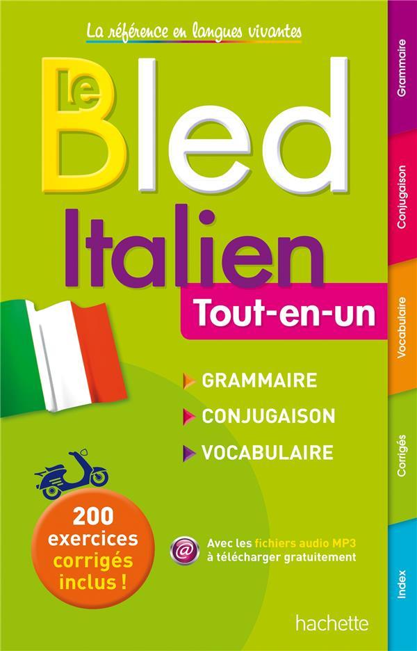 BLED  -  TOUT-EN-UN  -  ITALIEN