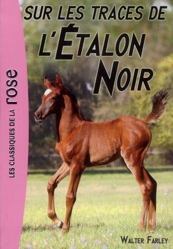 L'ETALON NOIR 07 - SUR LES TRACES DE L'ETALON NOIR - T7 WALTER FARLEY HACHETTE