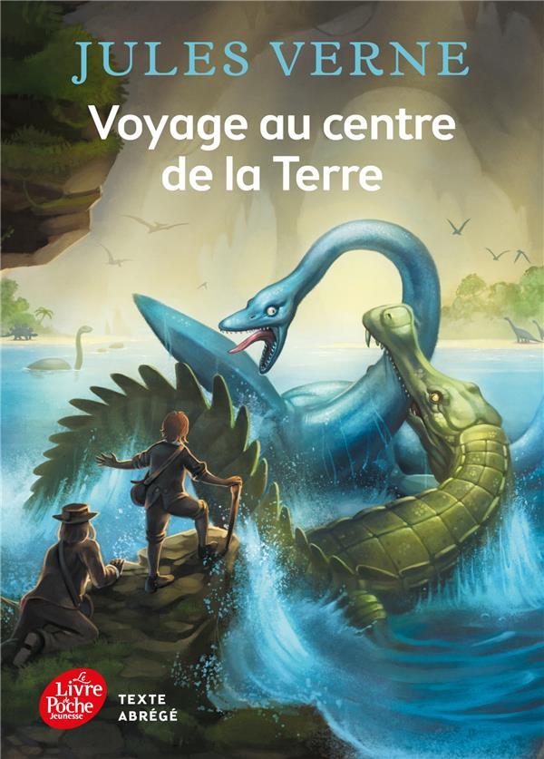 VOYAGE AU CENTRE DE LA TERRE -