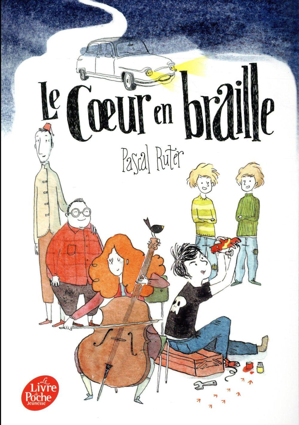 LE COEUR EN BRAILLE - TOME 1