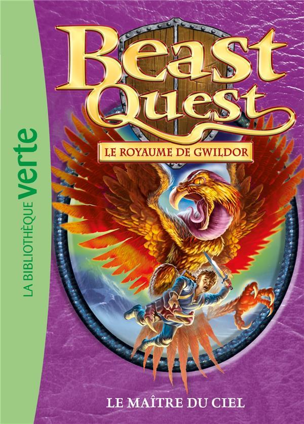 BEAST QUEST T.30  -  LE MAITRE DU CIEL LONGRE BLANDINE Hachette Jeunesse