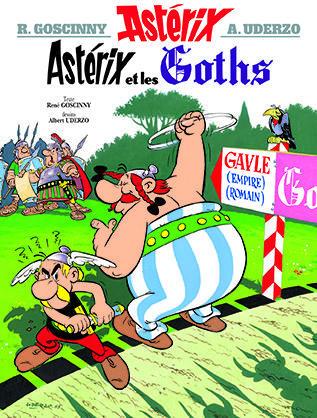 ASTERIX - ASTERIX ET LES GOTHS - N 3 GOSCINNY / UDERZO HACHETTE