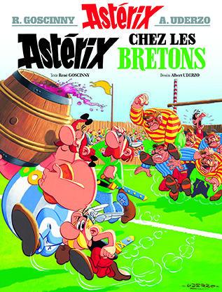 ASTERIX - ASTERIX CHEZ LES BRETONS - N 8