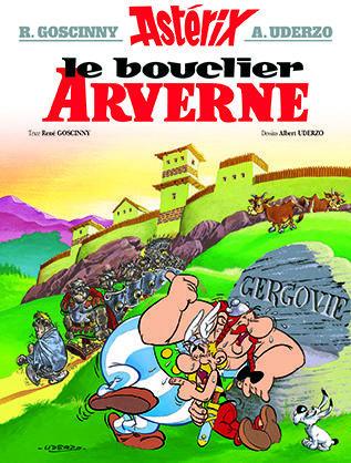 ASTERIX - LE BOUCLIER ARVERNE - N 11 GOSCINNY / UDERZO HACHETTE