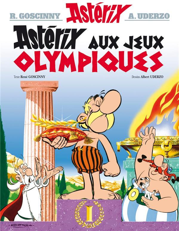 ASTERIX - ASTERIX AUX JEUX OLYMPIQUES - N 12