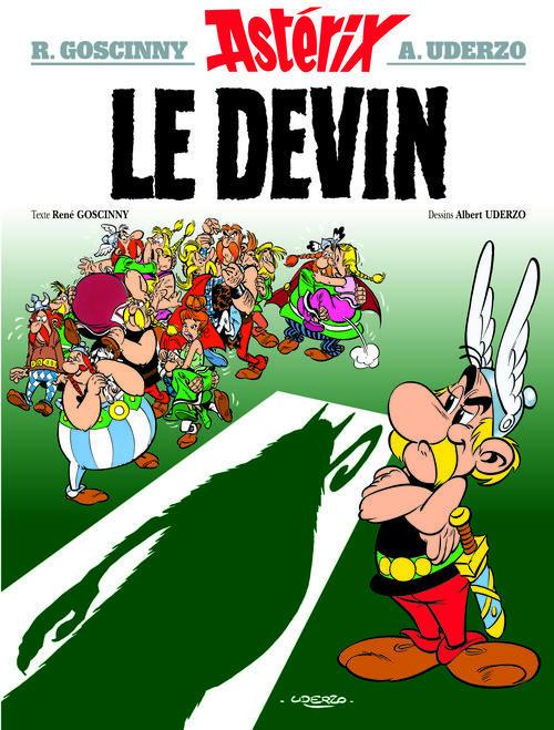 ASTERIX - LE DEVIN - N 19
