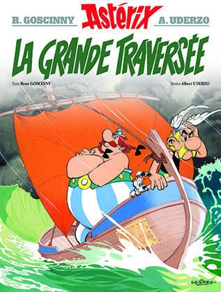 ASTERIX - LA GRANDE TRAVERSEE - N 22 GOSCINNY / UDERZO HACHETTE