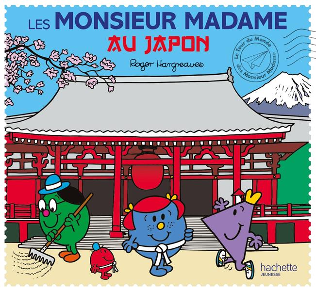 LES MONSIEUR MADAME  -  AU JAPON