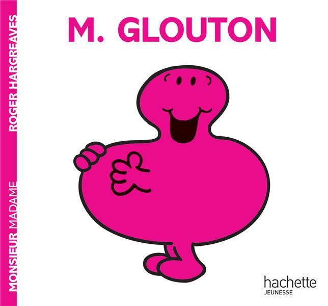 MONSIEUR GLOUTON BOITE 1 HACHETTE