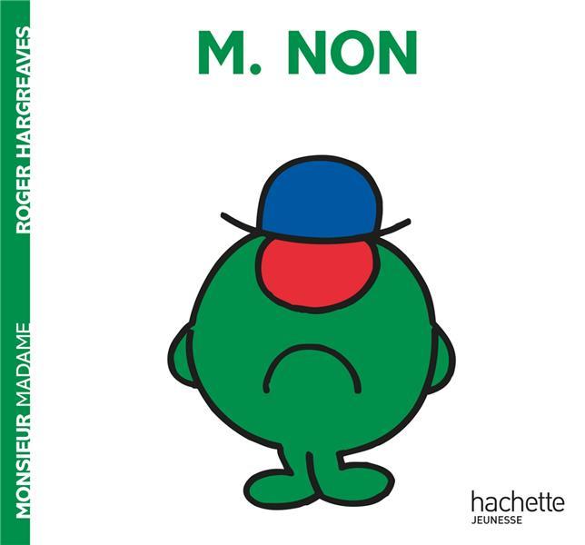 MONSIEUR NON BOITE 1 HACHETTE