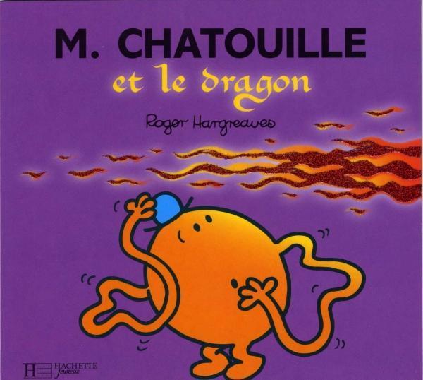 MONSIEUR CHATOUILLE ET LE DRAGON XXX HACHETTE