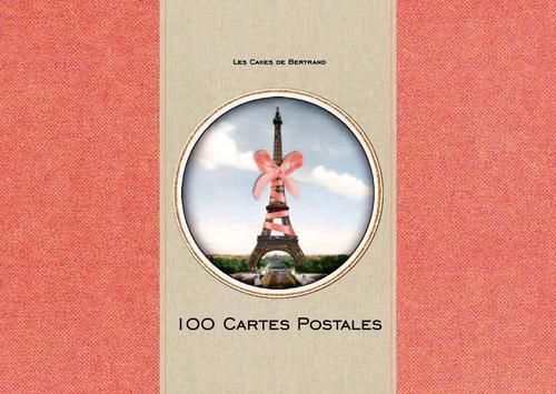 100 CARTES POSTALES CAKES DE BERTRAND COLLECTIF HACHETTE PRAT
