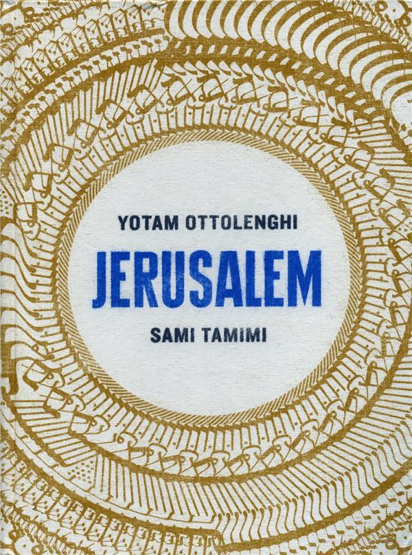 JERUSALEM OTTOLENGHI YOTAM HACHETTE PRAT