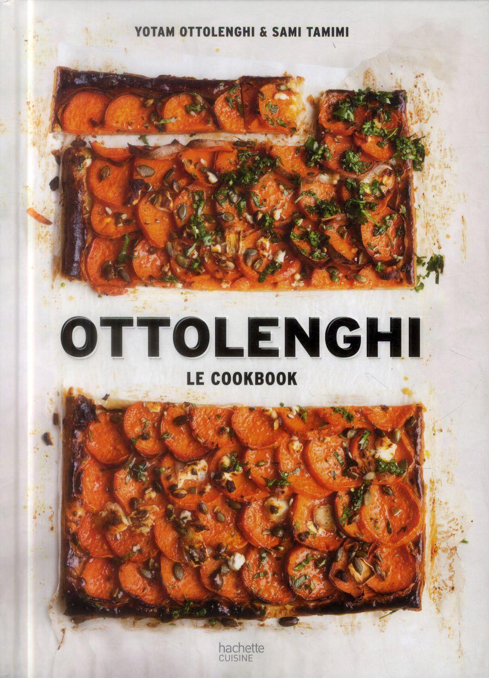 LE COOKBOOK OTTOLENGHI/TAMIMI HACHETTE PRAT