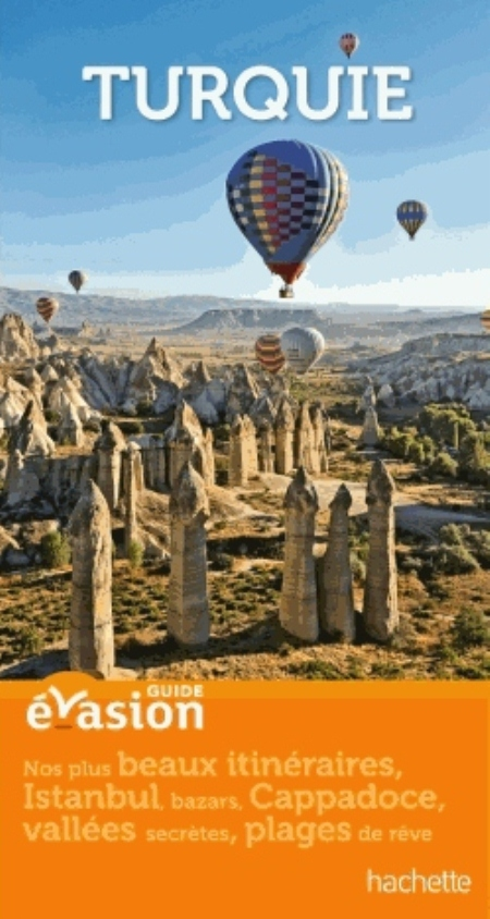 Lorber Astrid - GUIDE EVASION  -  TURQUIE