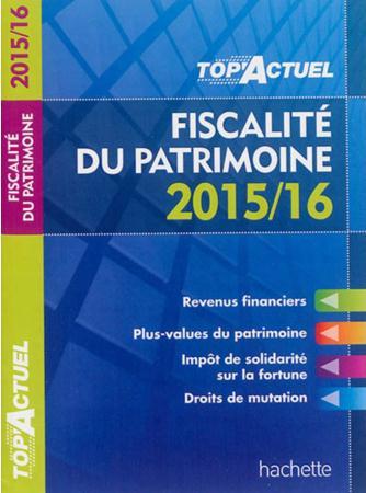 TOP ACTUEL FISCALITE DU PATRIMOINE