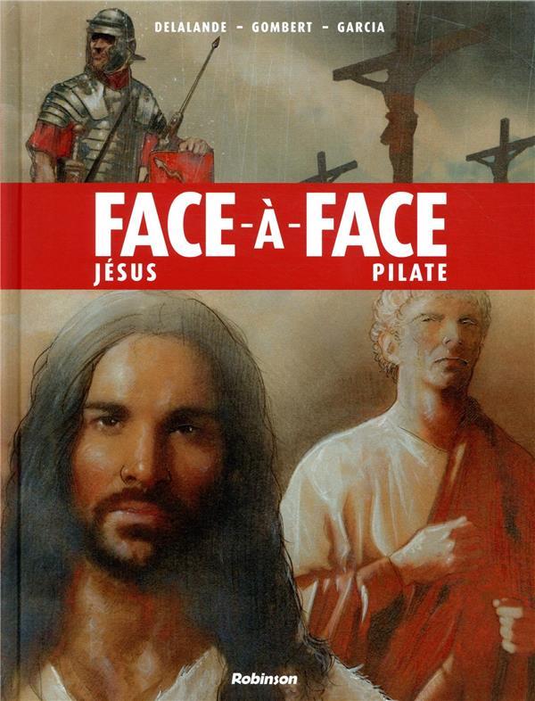 FACE A FACE T.2     JESUS VS PILATE