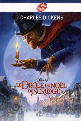 LE DROLE DE NOEL DE SCROOGE DICKENS C HACHETTE