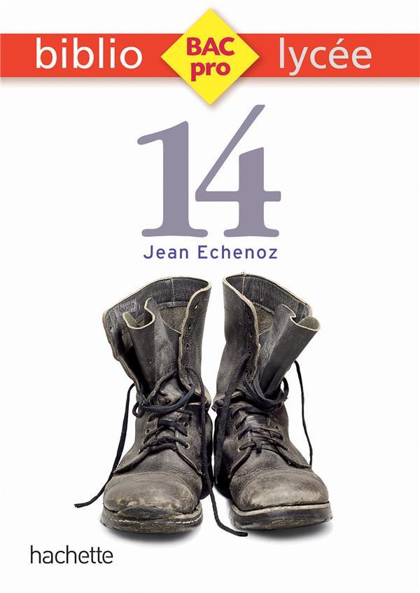 14 Echenoz Jean Hachette Education