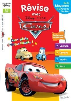 REVISE AVEC CARS  -  DE LA MS A LA GS BAUX SYLVIE Hachette Education