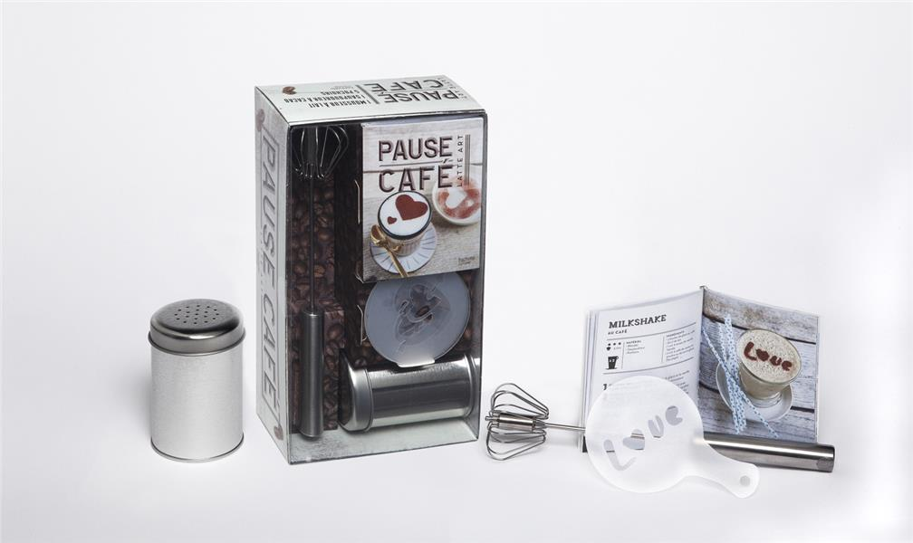 COFFRET PAUSE CAFE