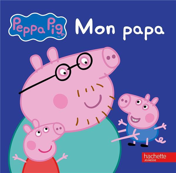 PEPPA  MON PAPA