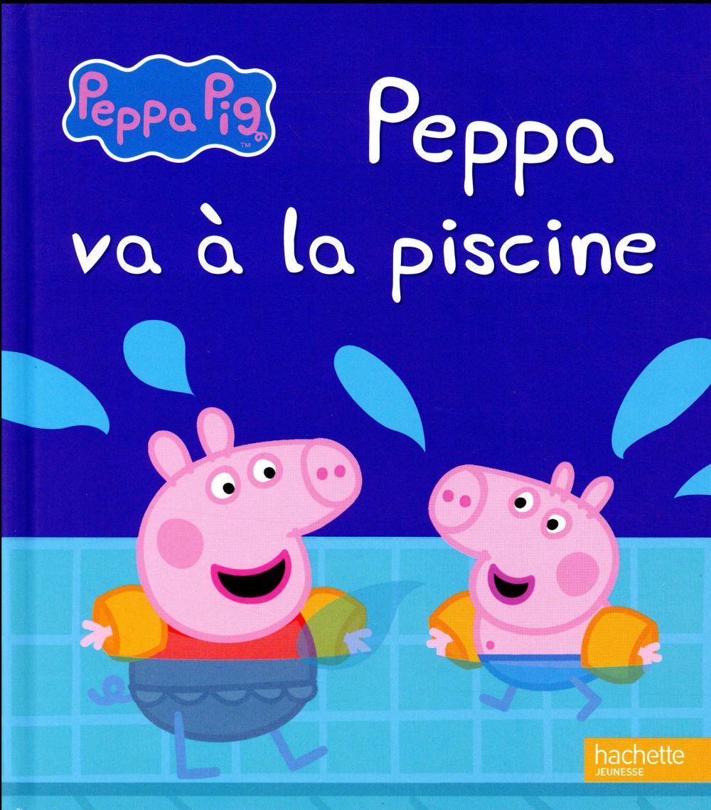 PEPPA - PEPPA VA A LA PISCINE