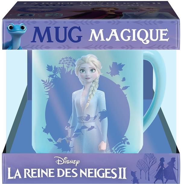 LA REINE DES NEIGES 2  -  MUG MAGIQUE XXX HACHETTE