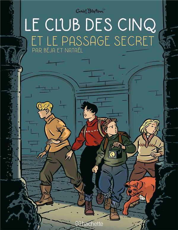 LE CLUB DES CINQ TOME 2