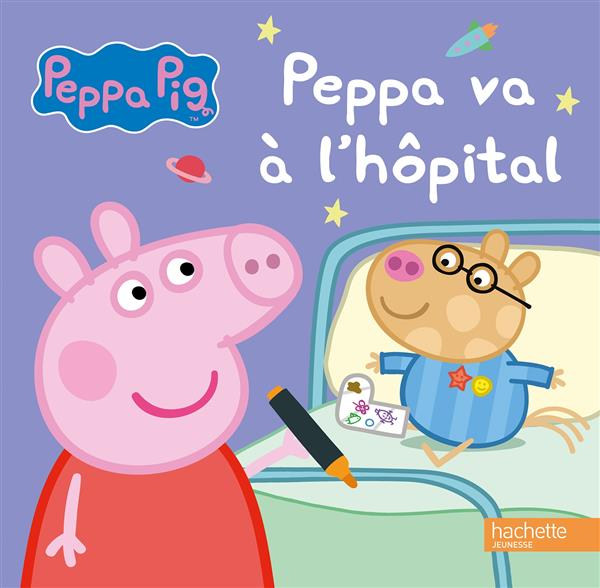 PEPPA PIG VA A L'HOPITAL