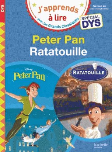 PETER PANRATATOUILLE  -  SPECIAL DYSLEXIE XXX HACHETTE