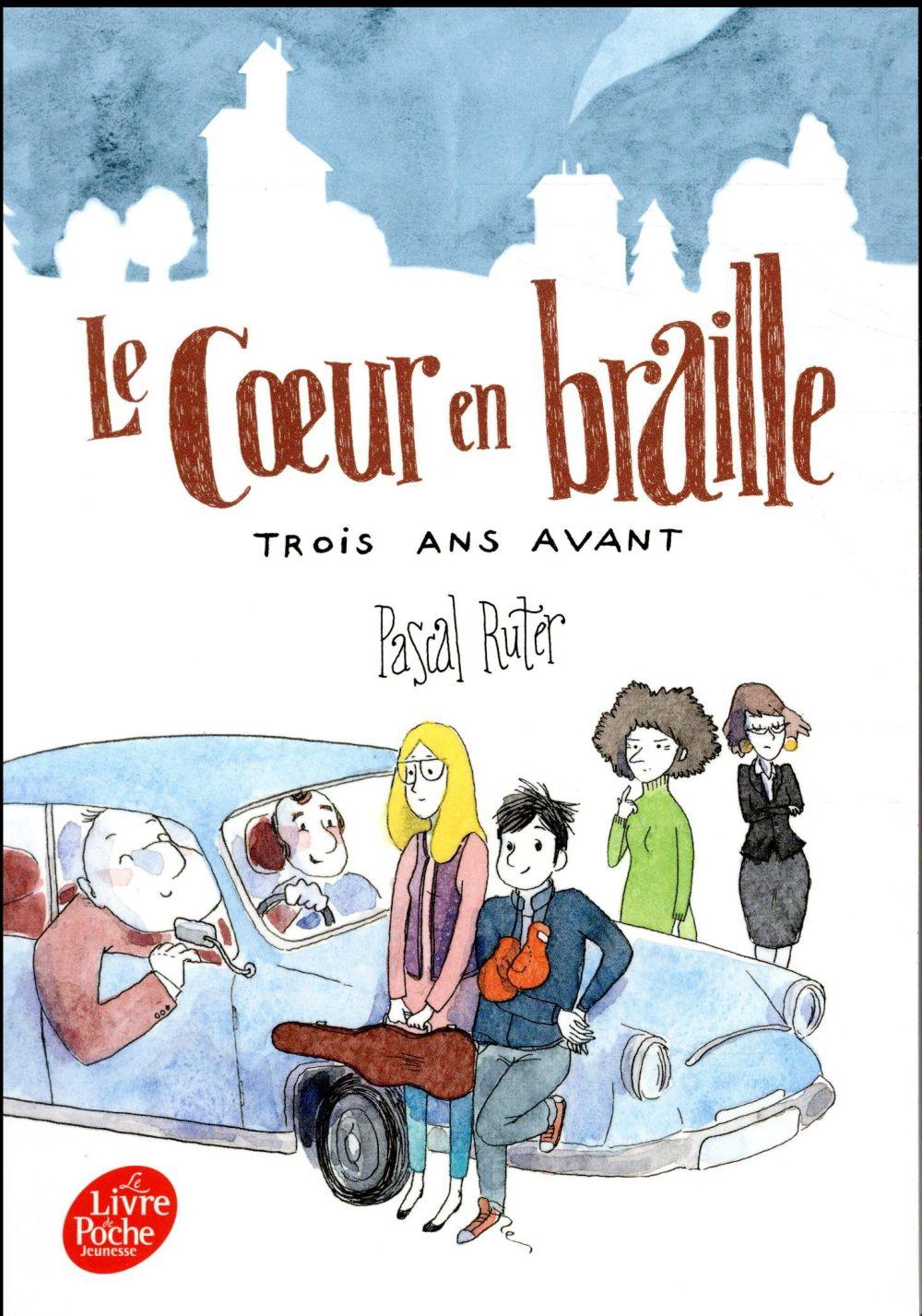 LE COEUR EN BRAILLE - TOME 2