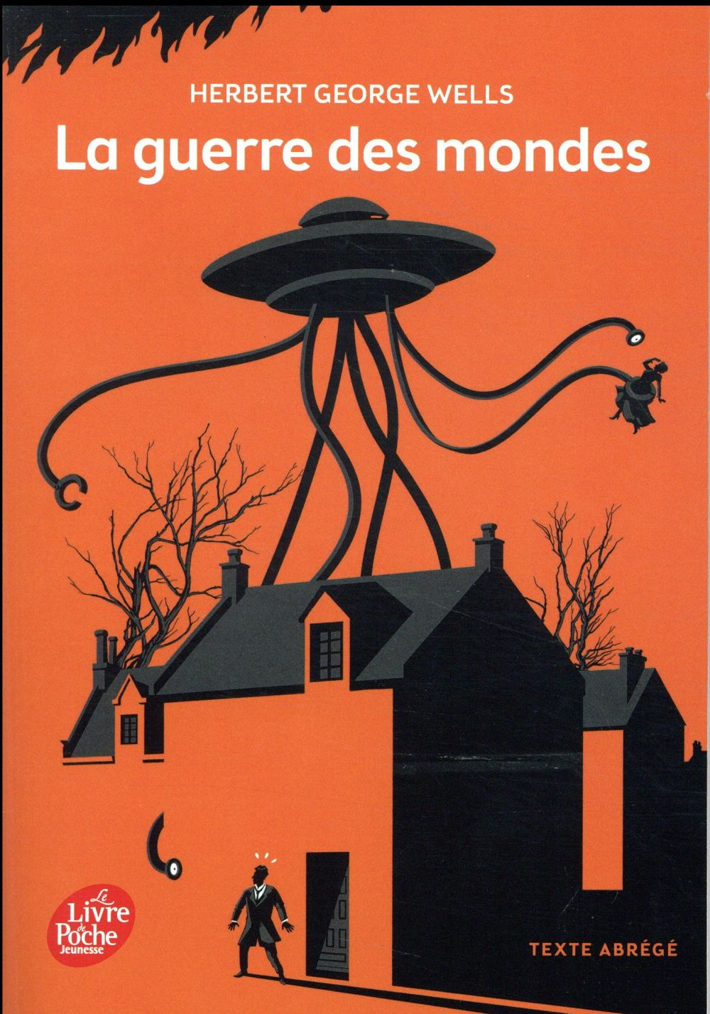 LA GUERRE DES MONDES WELLS HERBERT GEORGE HACHETTE