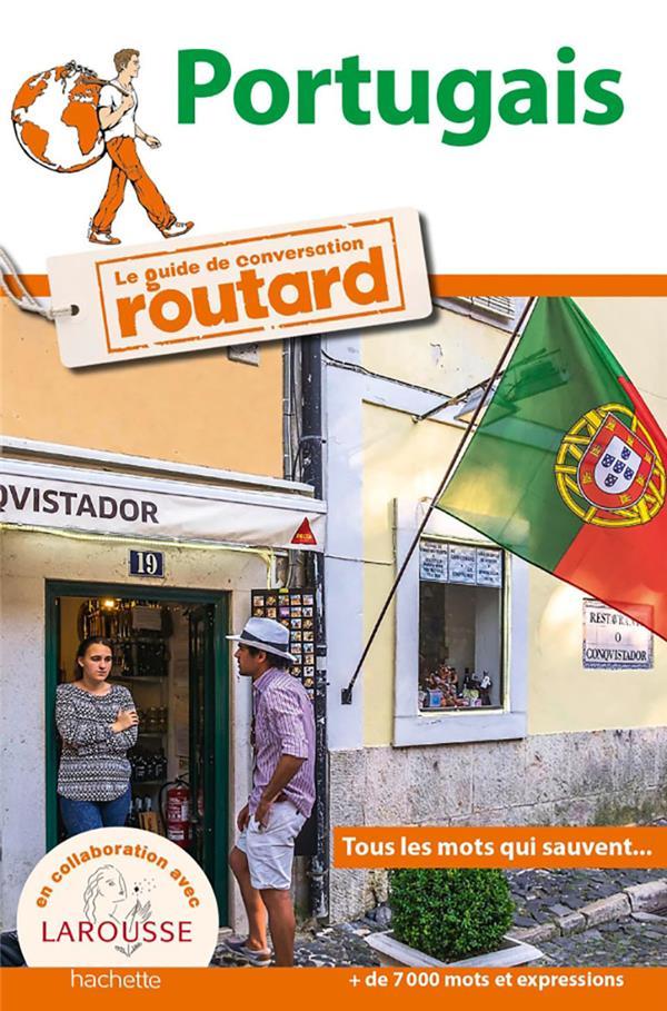 LE GUIDE DE CONVERSATION ROUTARD  -  PORTUGAIS  Hachette Tourisme