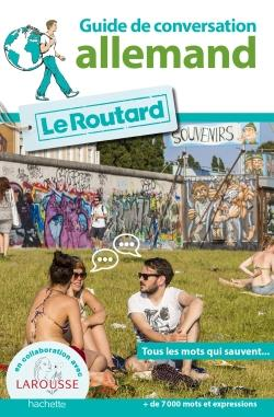 LE ROUTARD GUIDE DE CONVERSATION ALLEMAND XXX HACHETTE