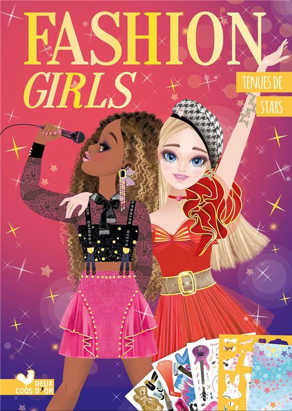 FASHION GIRLS : TENUES DE STARS