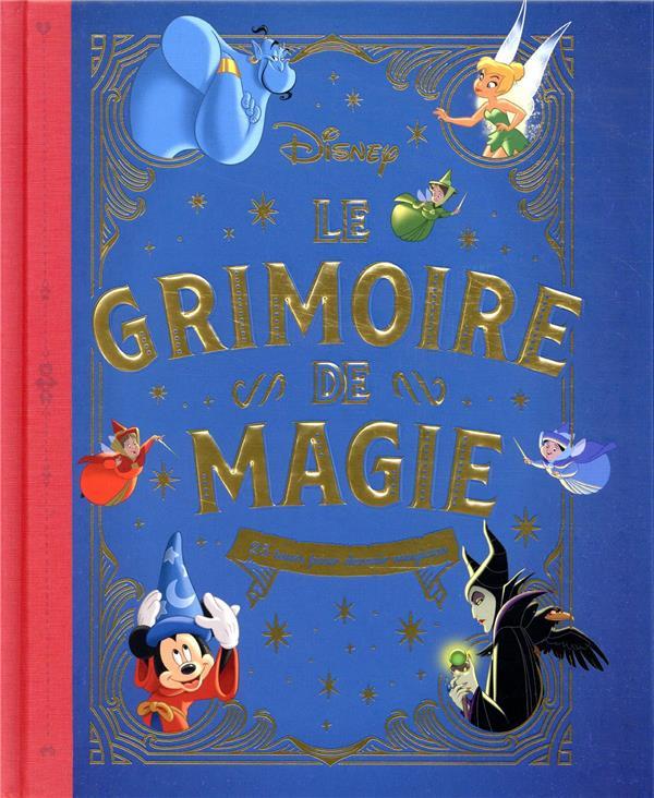 LE GRIMOIRE DE MAGIE  -  25 TOURS POUR DEVENIR MAGICIEN