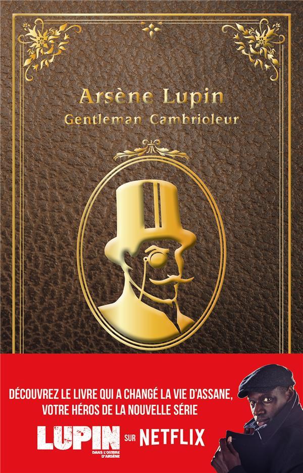 ARSENE LUPIN, GENTLEMAN CAMBRIOLEUR LEBLANC MAURICE HACHETTE