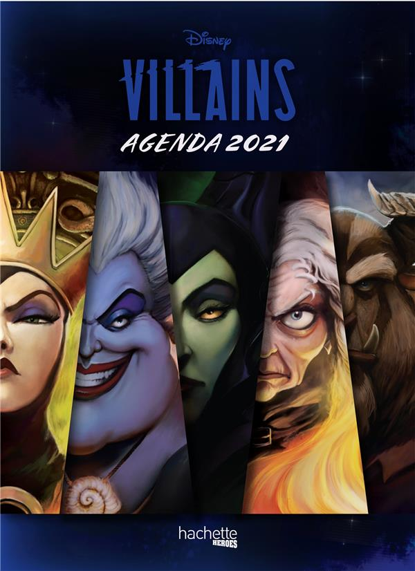 AGENDA VILLAINS (EDITION 2021) XXX NC