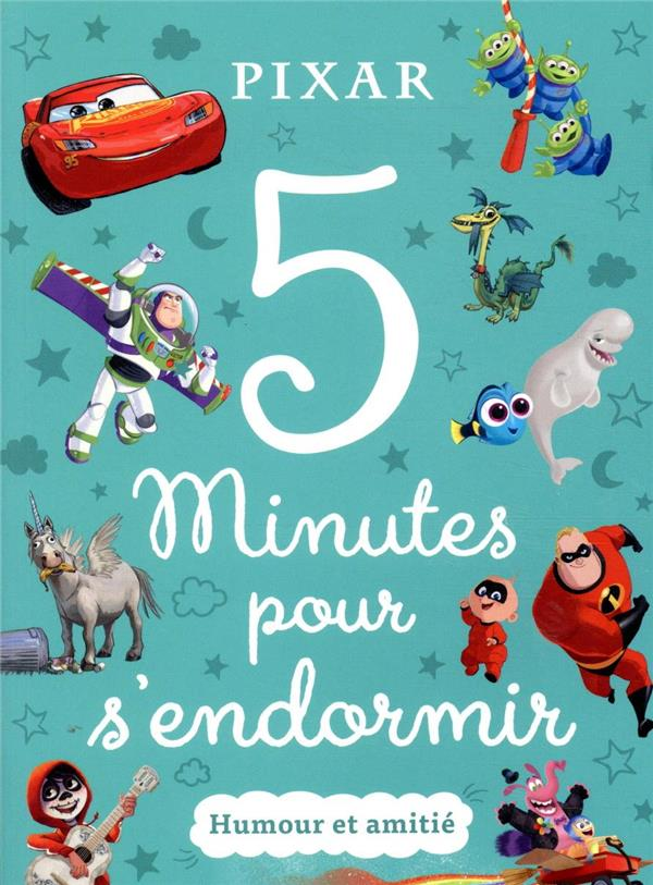 5 MINUTES POUR S'ENDORMIR  -  HUMOUR ET AMITIE