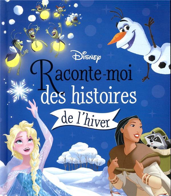 RACONTE-MOI DES HISTOIRES DE L'HIVER XXX HACHETTE
