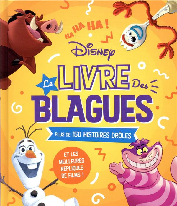 LE LIVRE DES BLAGUES  -  PLUS DE 150 HISTOIRES DROLES