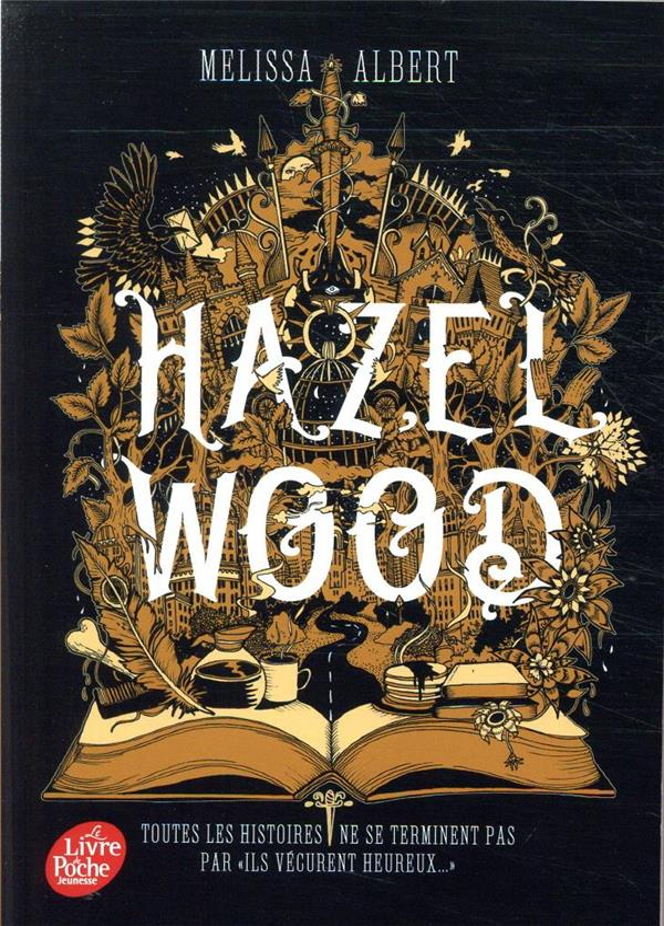 HAZEL WOOD T.1 ALBERT, MELISSA HACHETTE