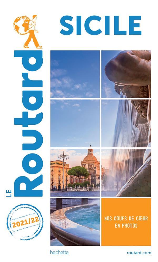 GUIDE DU ROUTARD  -  SICILE (EDITION 20212022)