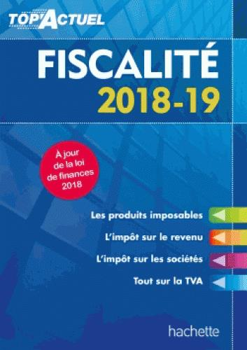 TOP'ACTUEL     FISCALITE (EDITION 20182019)