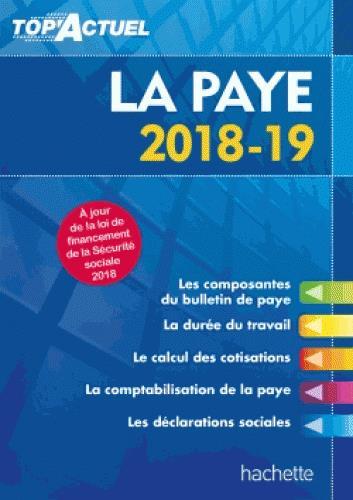 TOP'ACTUEL     LA PAYE (EDITION 20182019)