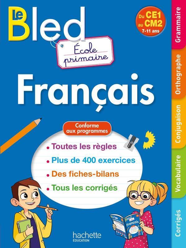 BLED ECOLE PRIMAIRE FRANCAIS