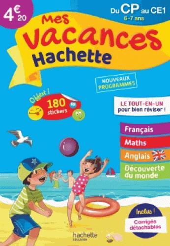 - MES VACANCES HACHETTE CPCE1