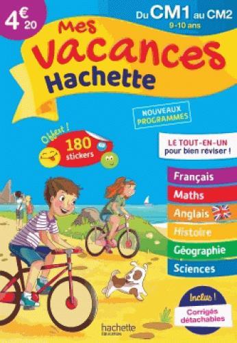 - MES VACANCES HACHETTE CM1CM2